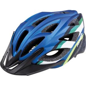 Alpina Seheos L.E. Cykelhjälm blå/flerfärgad